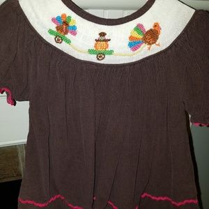 Other - Smock corduroy dress